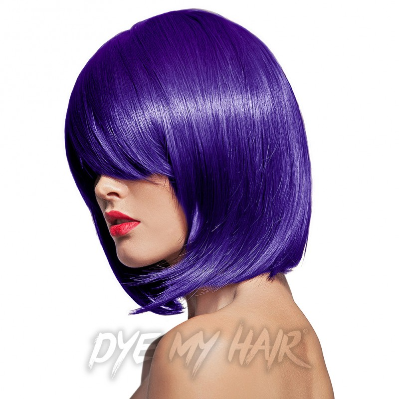 Splat Purple Desire Semi Permanant Hair Dye Bright Violet Hair Color