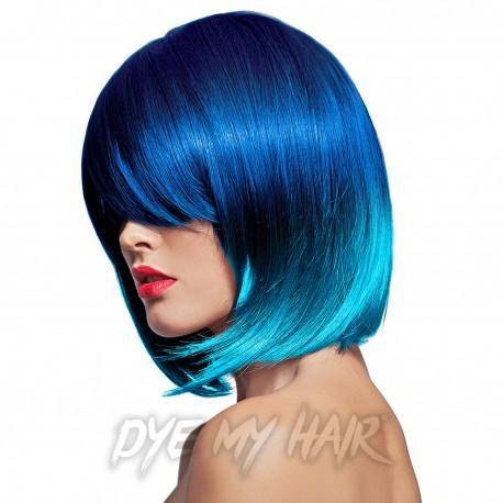 Splat Blue Crush Semi Permanent Hair Dye, Turquoise Reef Ombre Kit