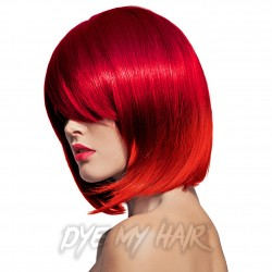 Splat Ombre Fire Red Ignite/Hot Ember Semi-Permanent Hair Dye (Coloring Kit)