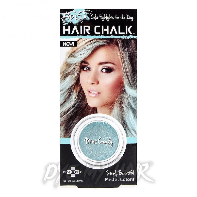 Couleur turquoise pour cheveux
