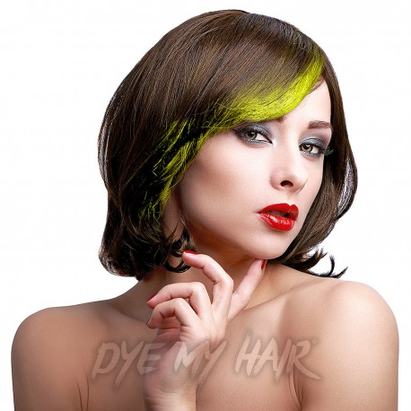 Stargazer Yellow Neon Hair Chalk (3g)