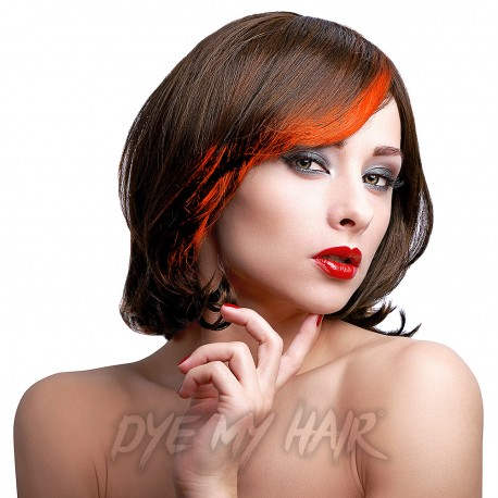 Stargazer Orange Neon Hair Chalk (3g)