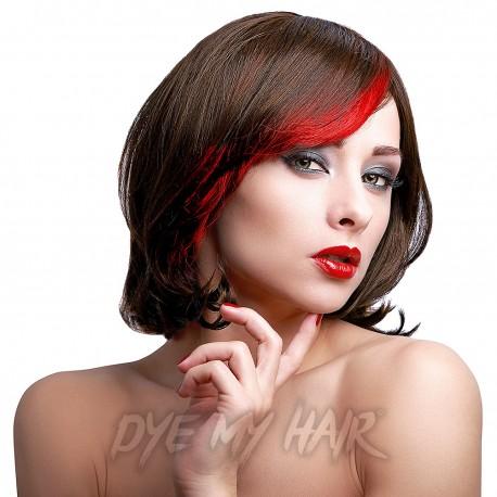 Stargazer Red Neon Hair Chalk (3g)
