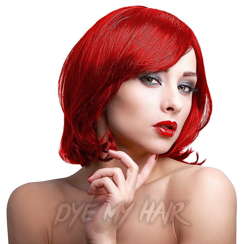 Stargazer Golden Flame Red Hair Dye Semi Permanent Temporary Colour