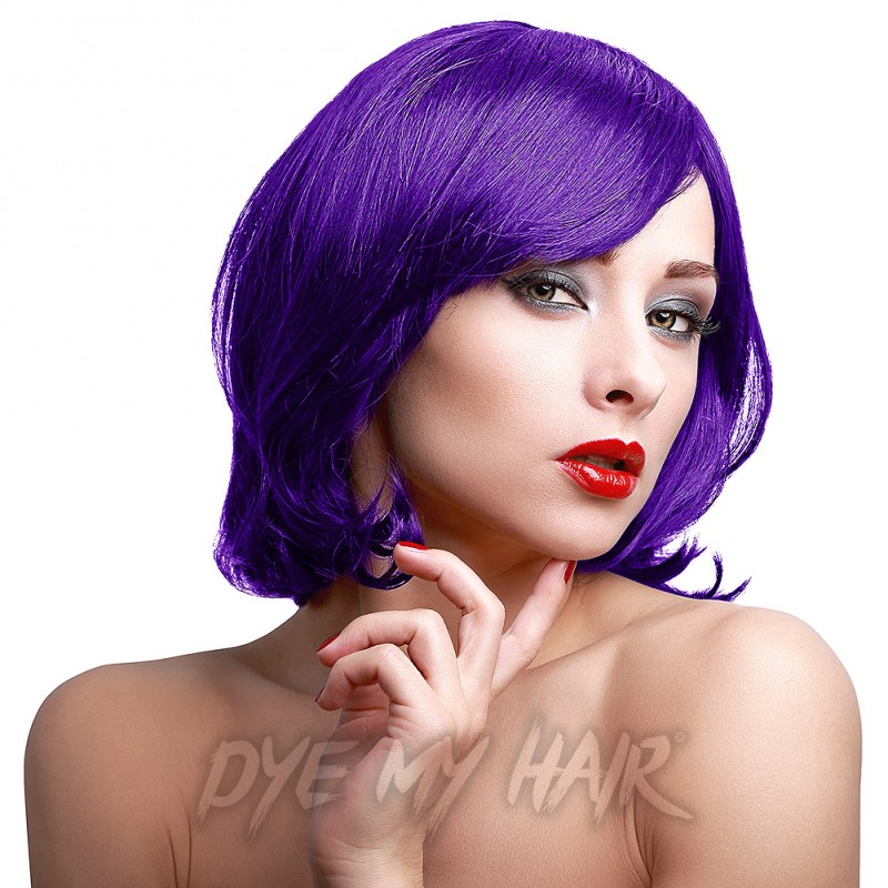 Semi Permanent Hair Dye Plum
