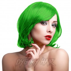 Colorante Per Capelli Semi-Permanente Fosforescente Uv Stargazer Verde (70ml)
