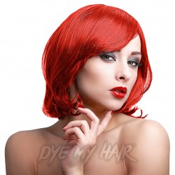 Colorante Per Capelli Semi-Permanente Fosforescente Uv Stargazer Rosso (70ml)