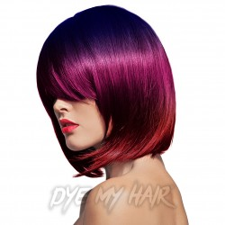 Splat Kelly's Blue/Cherry Pop/Sweet Ruby Semi-Permanent Hair Dye (Coloring Kit)