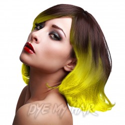 Paintglow Yellow UV Temporary Hair Chalk (3.5g)