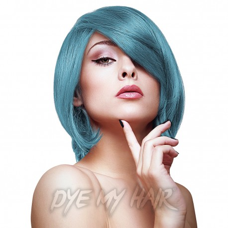 Herman's Amazing Thelma Turquoise Semi-Permanent Hair Dye (115ml)