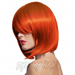 Splat Orange Fireballs Semi-Permanent Hair Dye (Colouring Kit)