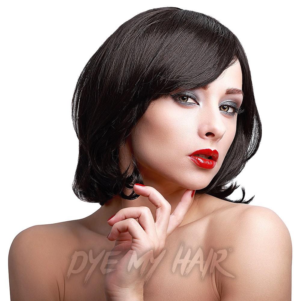 Stargazer Natural Black Semi Permanent Hair Dye Dark Tone Color