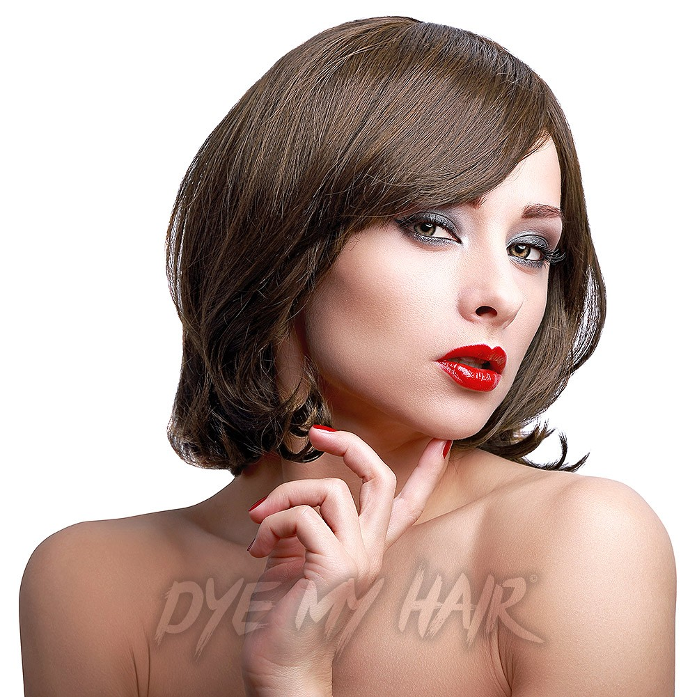 Brown Hair Dye Light Chocolate Semi Permanent Color Dark Shades