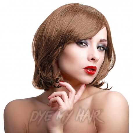 Stargazer Natural Mid Brown Semi-Permanent Hair Dye (70ml)