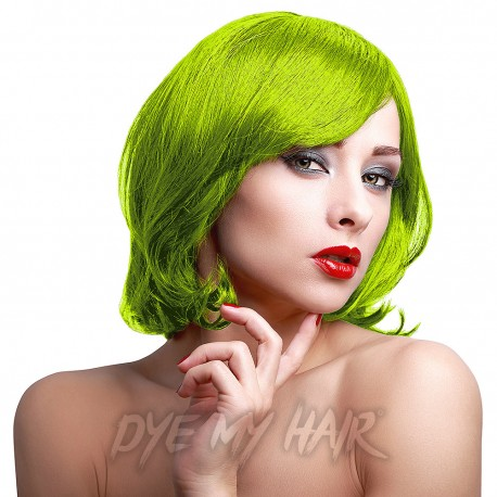 Stargazer Lime Green Semi-Permanent Hair Dye (70ml)