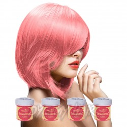 La Riche Directions Pack De 4 Colorations Semi-Permanentes  (Pastel Pink)
