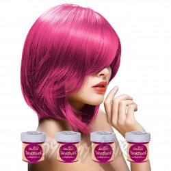 La Riche Directions Pack De 4 Colorations Semi-Permanentes  (Carnation Pink)