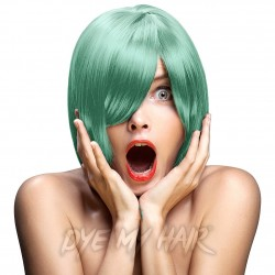Crazy Color Semi-Permanent Hair Dye 100ml (Peppermint)