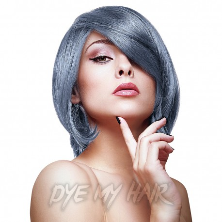 Herman's Amazing Stella Steel Blue Semi-Permanent Hair Dye (115ml)