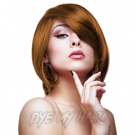 Haarfarbe nussbraun bilder