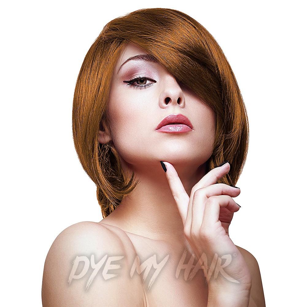 Chocolate Brown Hair Dye Temporary Color Dark Medium Shades