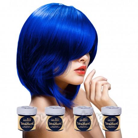 La Riche Directions Midnight Blue Semi-Permanent Hair Dye (4 x 88ml)