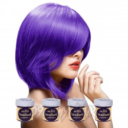 La Riche Directions Pack De 4 Colorations Semi-Permanentes  (Violet)