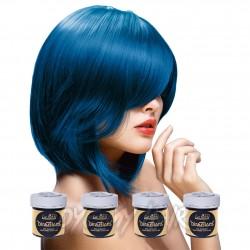 La Riche Directions Pack De 4 Colorations Semi Permantes 88ml (Denim Blue)