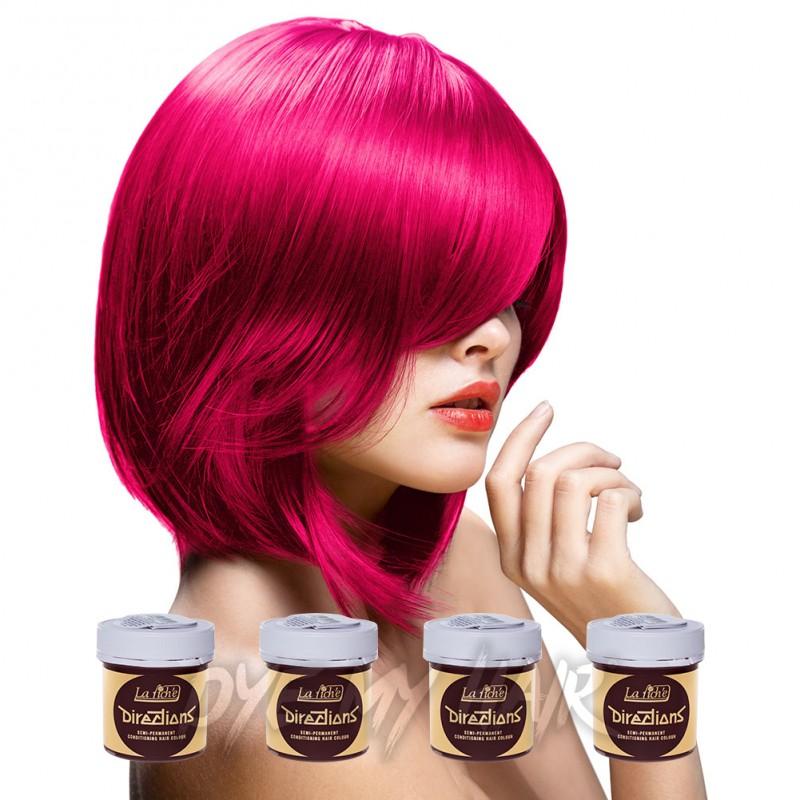 La Riche Directions Tulip Semi-Permanent Hair Dye (4 X 88ml