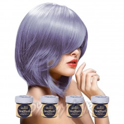 Pacco Da 4 Tinture Colorate Per Capelli La Riche Directions Viola - Wisteria (4 x 88ml)