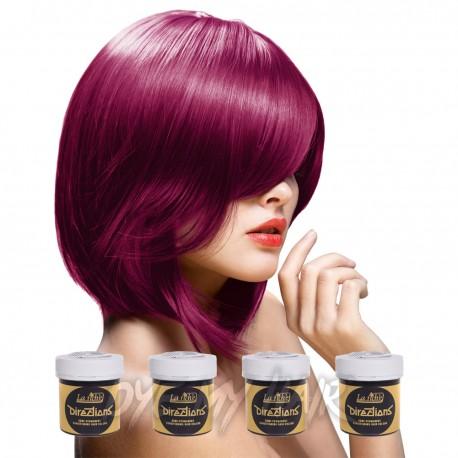 La Riche Directions Rubine Semi-Permanent Hair Dye (4 x 88ml)
