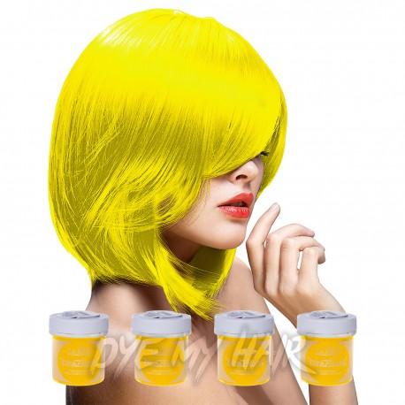 La Riche Directions Fluorescent Glow Semi-Permanent Hair Dye (4 x 88ml)