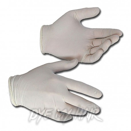 Hair Dye Vinyl Gloves, Flexible Hand Protecting Hair Care Product UK