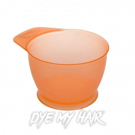 Bol Mezclador Para Tinte Capilar (Naranja)