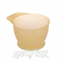 Hair Dye Mixing Bowl (Yellow)