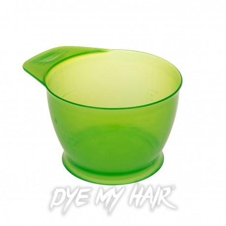 Bol Mezclador Para Tinte Capilar (Verde)