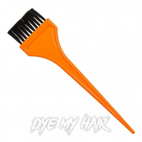 Brocha Para Tinte Capilar Grande (Naranja)