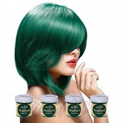 La Riche Directions Colour Hair Dye 4 Pack 88ml (Alpine Green)