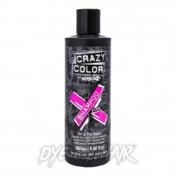 Crazy Color Shampoo For Coloured Hair 250ml (Pink)
