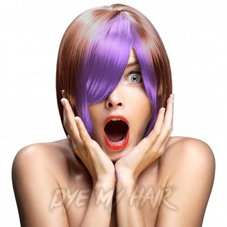 Crazy Color Temporary Pastel Hair Spray 250ml (Lavender)