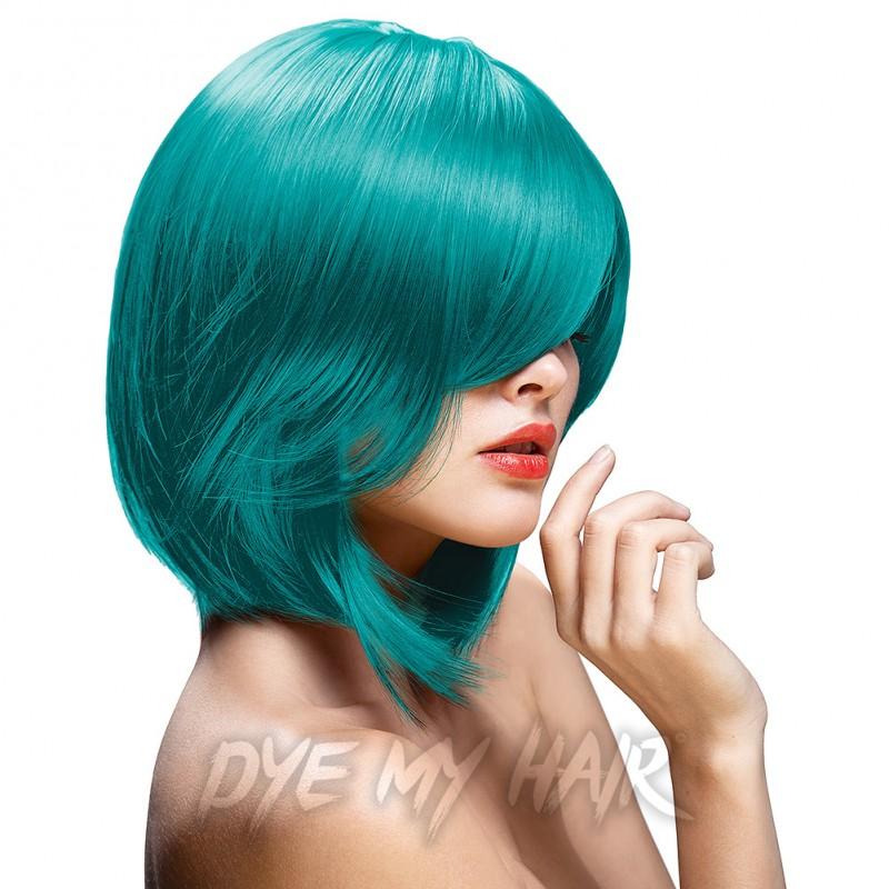 directions turquoise semi permanent hair dye la riche