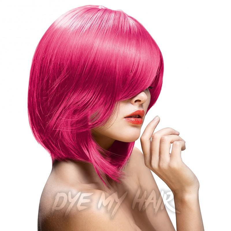 directions flamingo pink semi permanent hair dye la riche. Black Bedroom Furniture Sets. Home Design Ideas