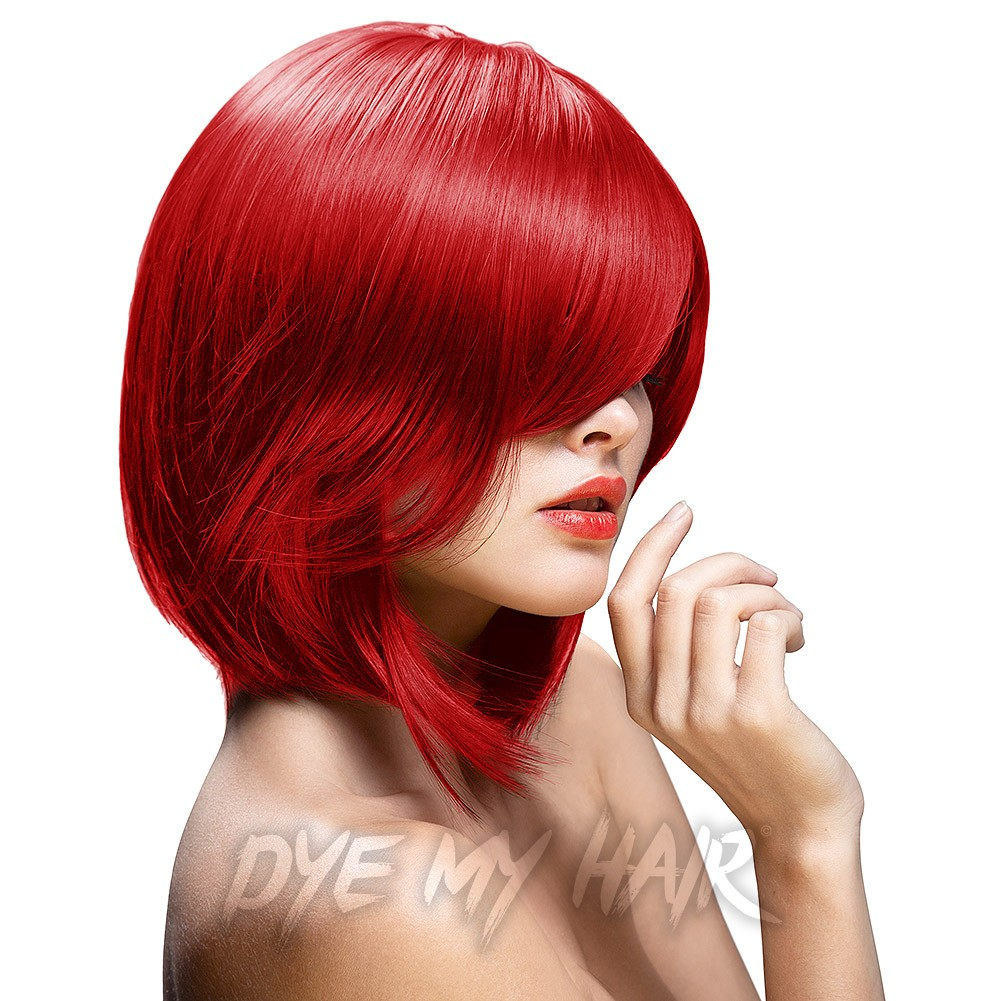 Red Hair Dye Semi Permanent Maroon Hair Colour Bright Auburn Dye