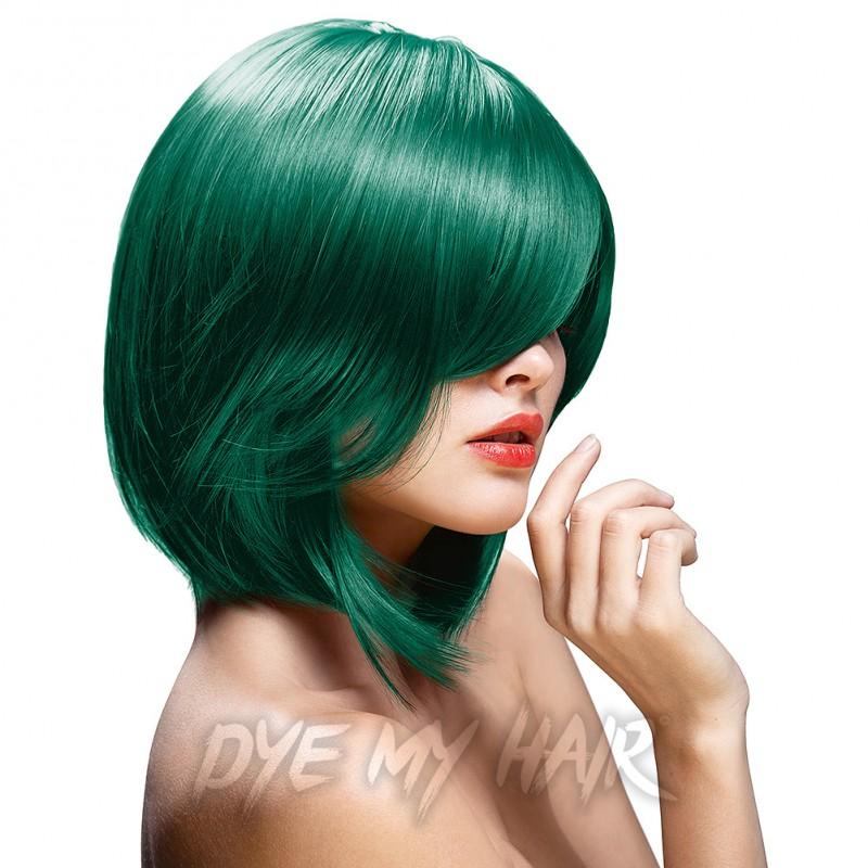 directions alpine green semi permanent hair dye la riche