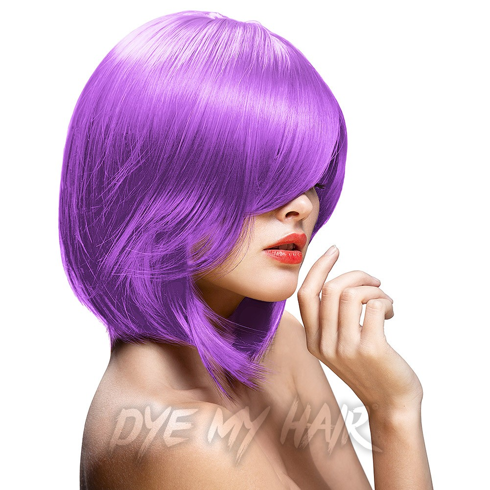 Lavender Hair Dye Ombre