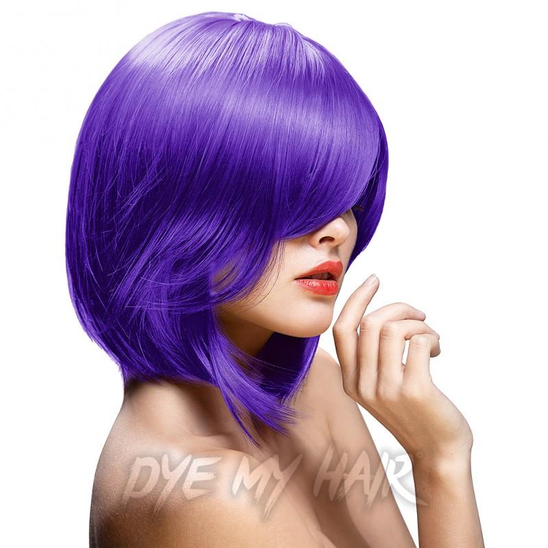 directions violet semi permanent hair dye la riche 4. Black Bedroom Furniture Sets. Home Design Ideas