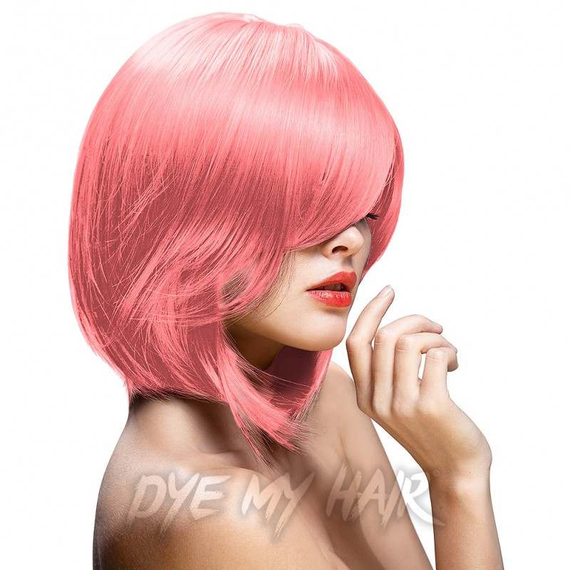 How To Dye Natural Blonde Hair Pink