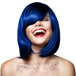 Colorante Per Capelli Semi-Permanente Amplified Manic Panic After Midnight - Blu (118ml)