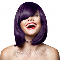 Colorante Per Capelli Semi-Permanente Amplified Manic Panic Deep Purple Dream - Viola (118ml)