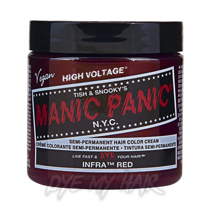 Manic Panic Infra Red Natural Hair